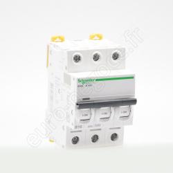 A9N21023F - Disj. DT40 1P+N 6A C 4,5kA / 6kA