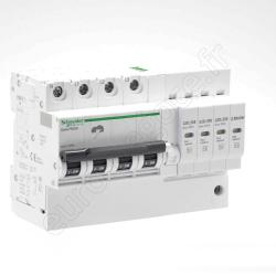 A9N21443 - Disj+Vigi C40a 1P+N 10A C 300mA AC 4,5/6kA