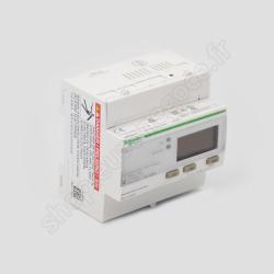 A9MEM3100 - Compteur d'énergie 63A (3P+N, RAZ)