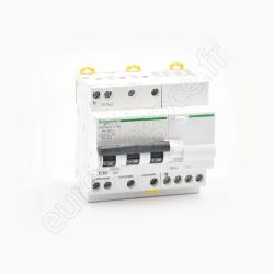 A9Q11425F - VIGI IC60 4P 25A 30 AC (Quick)