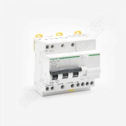 A9Q11425 - VIGI IC60 4P 25A 30 AC (NON Quick - voir commentaires)