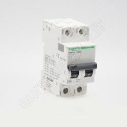 A9N61524 - C60H-DC 500VDC 4A 2P C