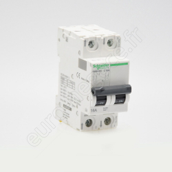 A9N61531 - C60H-DC 500VDC 16A 2P C