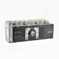 13124 - Fin de série : DB90 4P 30/60A DIFF 500MA S
