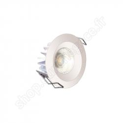 CIN44003 - SPOT HELP LED FIXE 10W 80X52 3000K