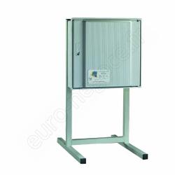 EI00601 - Coffret de comptage 230V mono 60A sans compteur.