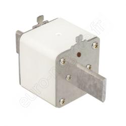 ENFUS-gGT2-400A - Fusible type gG T2 400A (sans percuteur)