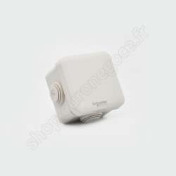 DF101N - PORTE-FUS 1P/N 32A POUR FUSIBLE 10 X 38 MM