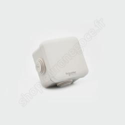 ENN05004 - Bte dériv.+ embout 80x80x45