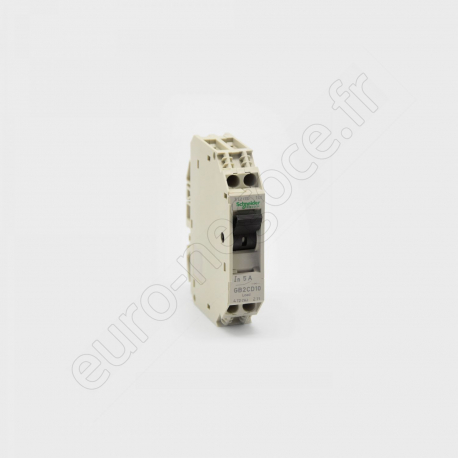 Control & Protection Protection units  - GB2CD07 - DISJ.CONTROLE 1P+N 2A