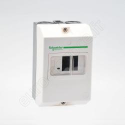 GV2MC02 - COFFRET SAILLIE IP55