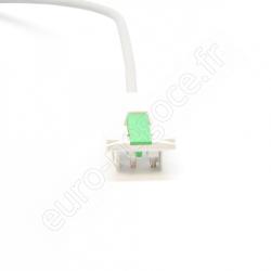 KBC10DCS101 - Connecteur dérivation  10A  0.8ml  L1+N