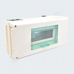 KNB63SM48 - Coffret 63A pour appareillage  (8 modules)
