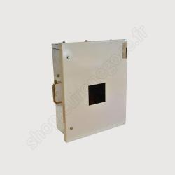 KSA16DB511 - Fin de série : COFF DERIV 100-160A IP40 P. DISJ MG-NS (3L+PEN)
