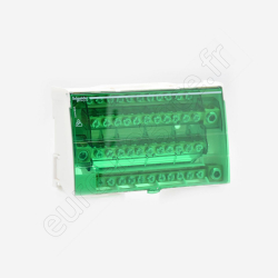 LGY410028 - REPARTITEUR ETAGE A VIS 4 P 100A 28HOLES