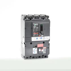 LV429950 - Fin de série : Vigicompact NSX100F - disjoncteur + déclencheur magnétothermique TMD - 100A - 4P
