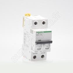 A9F74202 - IC60N DISJ 2P 2A C