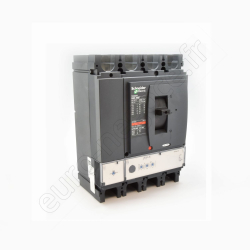 LV432677 - NSX400F MICROLOGIC 2.3 400A 4P4D