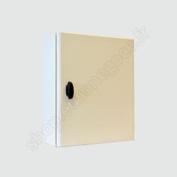 NSYS3D6420 - Coffret S3D acier 600x400x200 IP66