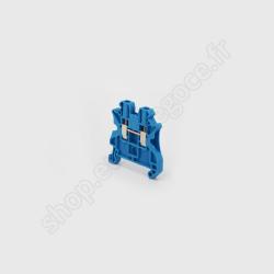 NSYTRV22BL - BORNE VISSEE, PASSANT, 2 POINTS, 2,5MM2,