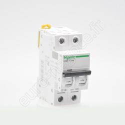 A9F75201 - IC60N DISJ 2P 1A D