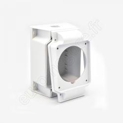 PKZ100 - Boîtier PK 90 x 100 mm pour montage en saillie
