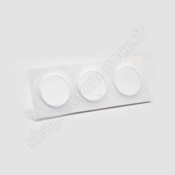 S520706 - ODACE STYL PLAQ BLC 3P71