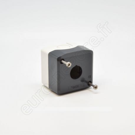 Boitier  - XALD01 - BOITE VIDE 1 BOUTON