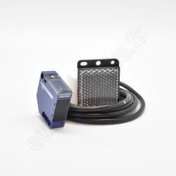 XUK1ARCNL2H60 - DETECTEUR PHOTOELECTRIQUE XUK ACDC 20 240V REFLEX SN 7 M CABLE 2M