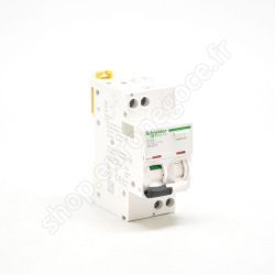 A9DA2616 - Disj. diff. iDD40T 1P+N C 16A 4500A/6kA 30mA type AC