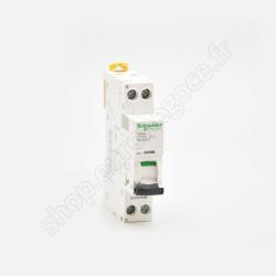 A9P22616 - Disj. iDT40T 1P+N  16A  C  4500A/6kA
