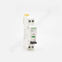 A9P24610 - Disj. iDT40N 1P+N C 10A 6000A/10kA