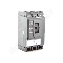 LV438403 - Fin de série : Compact NSX - disjoncteur NSX400F - MP1 - 400 A - 3 pôles 3d