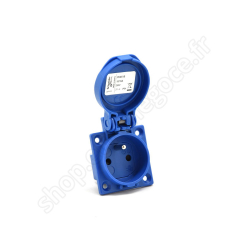 PKN51B - PK NF 50x50 FIXE POS BLUE