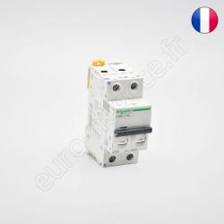A9F77606F - IC60N DISJ 1P+N 6A C